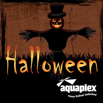 Halloween im aquaplex